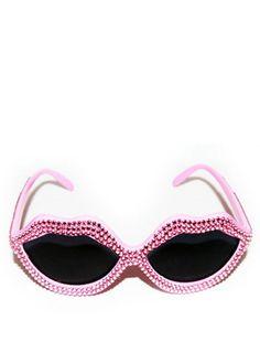 Light Pink Lip Sunglasses