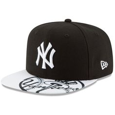 Adult New Era New York Yankees 9FIFTY Gym Class Snapback Cap ( 30) ❤ liked  on Polyvore featuring men s fashion 2b1351e89b8