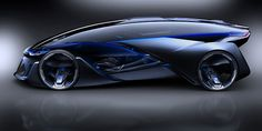 Futuristic Car - Chevrolet FNR Driverless Car Autonomous EV Concept Car Electric Vehicle Self-Driving Car 2015 Shanghai Motor Show Electric Car Concept, Electric Cars, Electric Vehicle, Chevy, Automobile, E Motor, Flying Car, Futuristic Cars, Self Driving