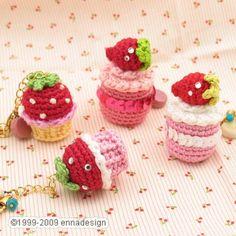 Mesmerizing Crochet an Amigurumi Rabbit Ideas. Lovely Crochet an Amigurumi Rabbit Ideas. Crochet Cake, Crochet Amigurumi, Crochet Food, Love Crochet, Diy Crochet, Crochet Crafts, Crochet Dolls, Crochet Flowers, Crochet Projects