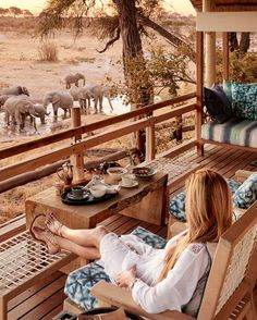 Experience the ultimate in luxury safari travel at Belmond Savute Elephant Lodge With lodges in three diverse areas, we offer some of the best safari experiences in Botswana. Africa Safari Lodge, Paises Da Africa, Chobe National Park, Africa Destinations, Travel Destinations, Beautiful Places To Travel, Amazing Places, Travel Aesthetic, Africa Travel