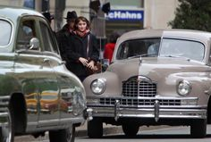 "therese belivet - ""Oh, here's my ride"" #RooneyMara in #Carol"