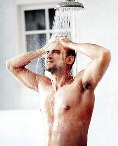 """Christopher Meloni - I was this close to meeting him on the set of """"42"""", but some stupid PA got in my way! :("""