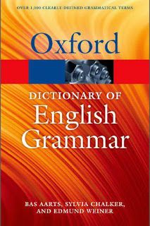 Oxford Dictionary of English Grammar | PDF BOOK | http://www
