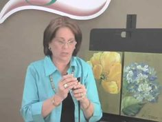 All about FolkArt® HD™ and One Stroke Painting with Donna Dewberry
