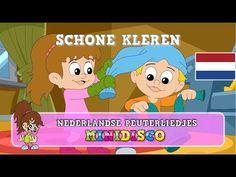 Schone Kleren   Kinderliedjes   Peuterliedjes   Kleuterliedjes   Minidisco - YouTube