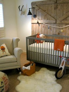 Room Inspiration – Transitioning From Baby Boy To Toddler
