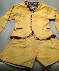 1950s Vintage Little BOY'S Cotton KNIT 3 by rememberwhenemporium, $24.95