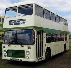 Southern Vectis Bristol VR 669