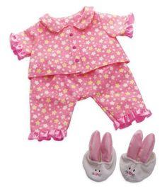 $$>  Manhattan Toy Baby Stella Goodnight Pajama Set Baby Doll Clothing by Manhattan Toy