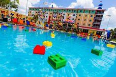 LEGO inaugura hotel temático na Flórida - Garotas Nerds