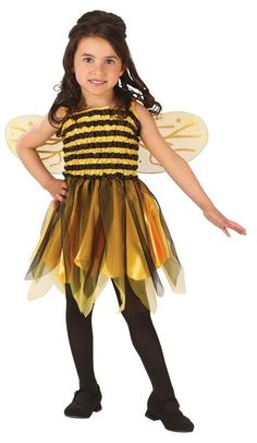 Bumble Bee Toddler 3T To 4T