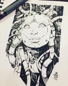 Cyberpunk Art, Cg Art, Figure Drawing, Game Art, Character Design, Sketches, Lady, Drawings, Artist