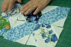 this is THE best place for you tube vides tutorials.....X's and O's Quilt Block – Easy Quilting Tutorials