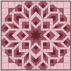 (7) Name: 'Quilting : Diamonds & Squares