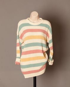 Gorgeous Vintage Sweater - SWEATER EXCHANGE on Etsy, $40.00
