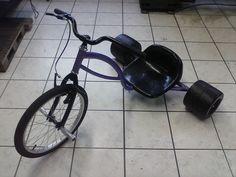 Projet Drift Trike