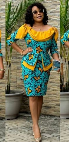 African fashion is available in a wide range of style and design. Whether it is men African fashion or women African fashion, you will notice. Short African Dresses, African Fashion Designers, Latest African Fashion Dresses, African Fashion Ankara, African Print Dresses, African Print Fashion, African Style, Ankara Gown Styles, African Traditional Dresses