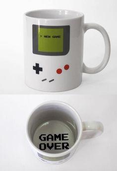 I take my coffee grayscale.