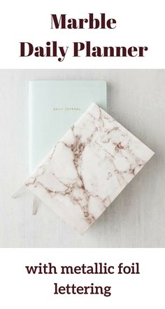 Ohh Deer x UO Marble Planner Daily Journal Cute Journals, Cool Notebooks, Cute Notebooks For School, Beautiful Notebooks, Diy Notebook, Notebook Design, Cute Stationery, Stationery Design, Daily Journal
