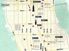 nyc guide | via present + correct