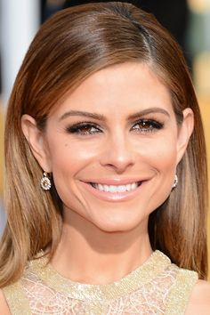 Maria Menounos at the 2014 SAG Awards: http://beautyeditor.ca/2014/01/20/sag-awards-2014/