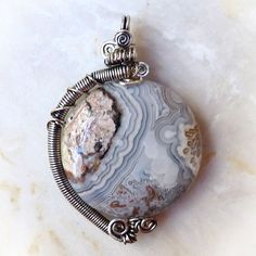 Wire wrapped