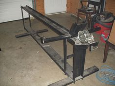 DIY Motorcycle Lift - Page 3 - ADVrider