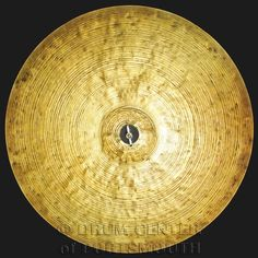 Istanbul Agop 30th Anniversary Ride Cymbal 22""