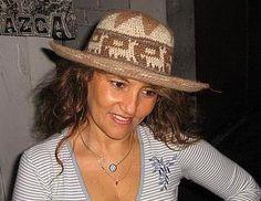 Hellbrauner #peruanischer leichter #Hut für den #Sommer, ein wunderschönes #Accessoire für die Sommer und Herbsttage.