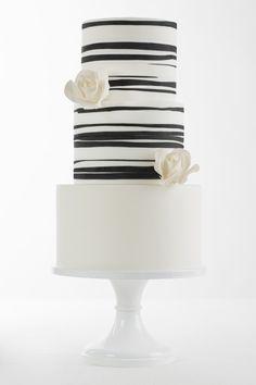 AK Cake Design | custom wedding cakes | organic patterns on wedding cakes | 2015 wedding cake trends | Lara Ferroni