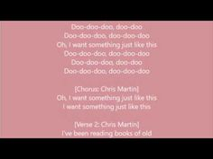 The Chainsmokers & Coldplay - Something Just Like This Lyrics