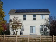 One of SolarCity's installations in Colorado.