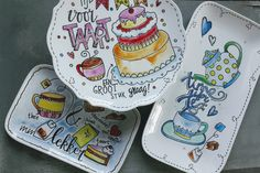 The Porcelain China Diane Info: 2127365289 Pottery Painting Designs, Paint Designs, Dot Painting, Ceramic Painting, Porcelain Vase, Fine Porcelain, Plate Drawing, Diy Mugs, Cup Art