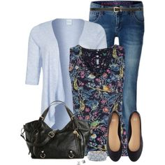 """Birds Of a Feather"" by immacherry on Polyvore"