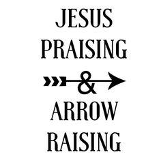 Jesus Praising Arrow Raising Tee - men's printed button down shirts, shirts and tshirts, mens dark red shirt *sponsored https://www.pinterest.com/shirts_shirt/ https://www.pinterest.com/explore/shirts/ https://www.pinterest.com/shirts_shirt/white-shirt-for-men/ http://www.jcpenney.com/g/mens-shirts/N-bwo3yD1nohp5