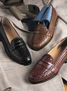 The Woven Loafers