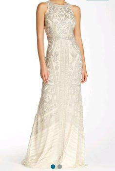 Beautiful off the rack wedding dress!
