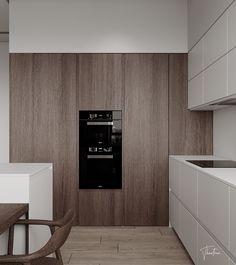 Small Apartment Interior, Small Apartment Design, Kitchen Interior, Interior Design Singapore, Home Interior Design, Küchen Design, Modern Kitchen Design, Beautiful Kitchens, Sofa Set