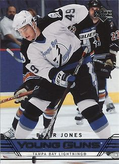 nice 2006-07 UPPER DECK SERIES 2 #489 BLAIR JONES YOUNG GUNS ROOKIE CARD TAMPA BAY - For Sale View more at http://shipperscentral.com/wp/product/2006-07-upper-deck-series-2-489-blair-jones-young-guns-rookie-card-tampa-bay-for-sale/