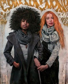 Strength and Soul in New Works by Tim Okamura | Hi-Fructose Magazine