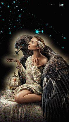 Sabemos que as Sacerdotisas detinham um cargo primordial e eram a chave da Tradição de Avalon. Elas são à partida mulheres como as outr...