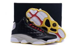 the latest e937e 4e5dd Where To Buy Air Jordan 13 CP3 Black Grey-Gold - Mysecretshoes Jordan Shoes  Online
