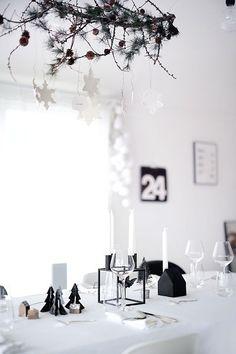 Новогоднее оформление стола: главные тренды | Colors.life