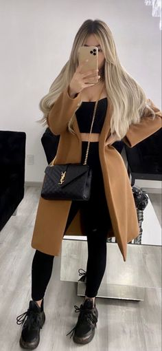 Cute Casual Outfits, Stylish Outfits, Simple Outfits, Winter Fashion Outfits, Spring Outfits, Vetement Fashion, Elegantes Outfit, Looks Chic, Look Cool