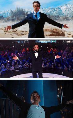 Tony Stark. The man.