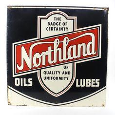 https://www.vintagefindz.com/vintage-porcelain-signs-vintage-gas-station-signs-vintage-advertising-signs/northland-oils-lubes-gas-oil-sign