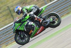 WSB. WSS Champion 2012 and 2013 front runner Kenan Sofuoglu had a test ride on the KRC ZX-10R SBK with a view to joining the WSB field in 2014 with the team he currently races with, Mahi Racing.
