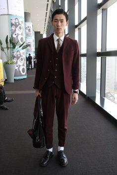 They Are Wearing: Tokyo Fashion Week - Slideshow - WWD.com