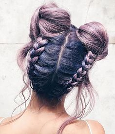 How sweet! We love this colour and style! Know who this is? Please feel free to tag... #hair #haircolour #hairstyle #instahair #haircolour #hairgoals